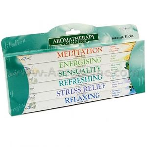 Aromatherapy Incense Sticks Gift Pack by Stamford