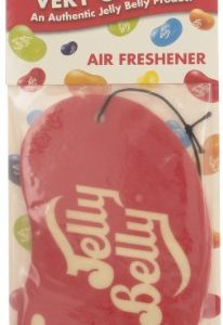 Jelly Belly 15200A 2D Jelly Bean Air Freshener - Very Cherry