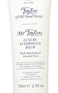 Taylor of Old Bond Street Mr Taylor Luxury Aftershave Balm 75 ml